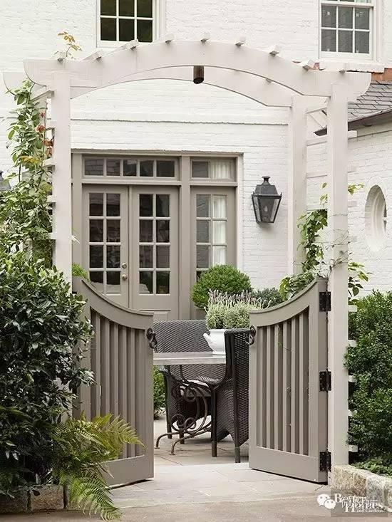 50款·漂亮的庭院入口_41