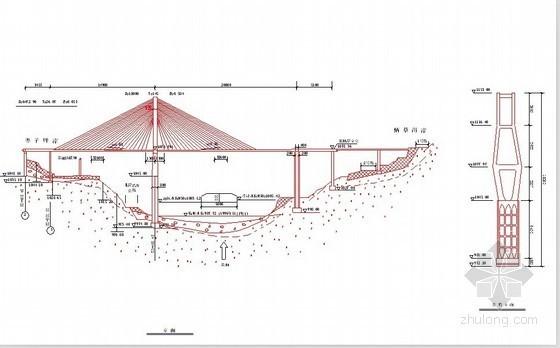 [四川]混凝土单塔单索面斜拉桥施工总结