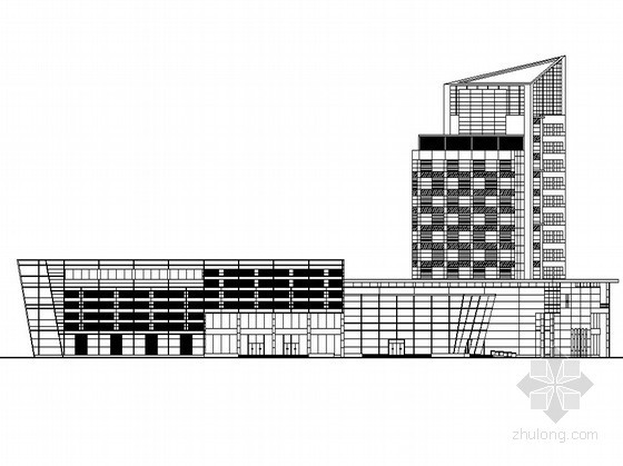 [宁波]鄞州区某科技中心方案设计