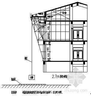 钢筋混凝土坡屋面施工技术