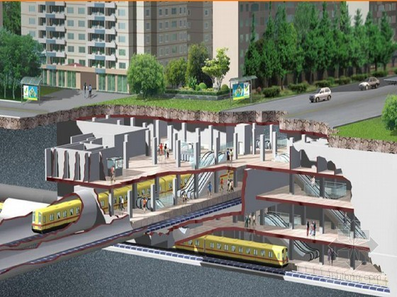 [PPT]地铁设计理念及设计对施工技术的要求189页(著名专家)
