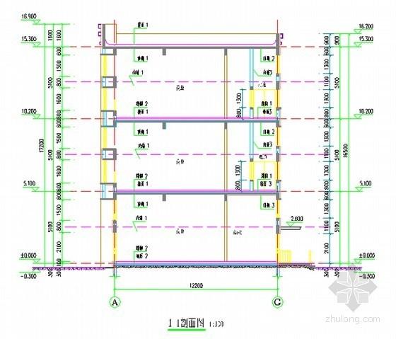 框剪结构别墅群工程高大模板专项施工方案(45页)