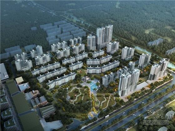 [江苏]现代风格住宅小区规划设计方案文本(含180余页图纸)