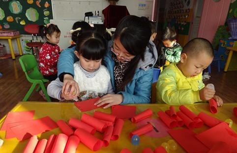 """幼儿园老师不是一份""""谁都能做""""的职业"""