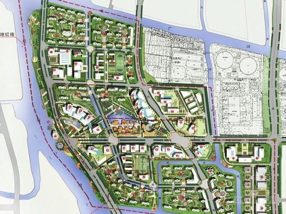 [杭州]厂区周边环境总体规划方案