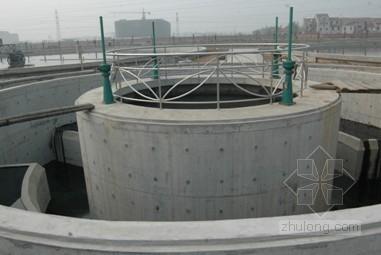 [辽宁]市政污水处理厂工程施工组织设计(技术标 2011年 2万吨/日)