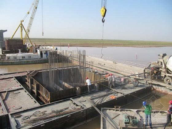 [广西]桥梁水中承台专项施工技术方案42页