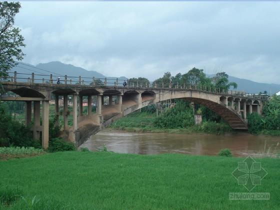 市政大桥拆除重建可行性研究报告(77页)
