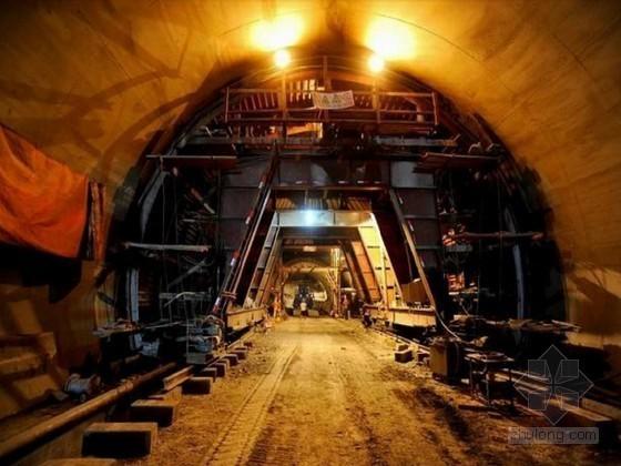 [广东]埋深252m隧道洞口工程施工方案(大管棚超前支护)