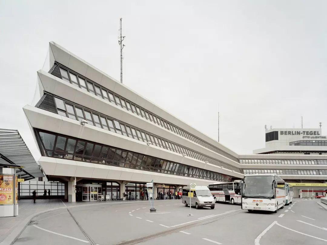 建筑遗产|柏林泰格尔机场列入文物保护建筑清单_9
