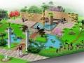 香港某国际园艺博览会中国景点方案