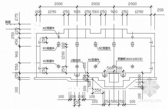 广西某10KV配网工程电力线路敷设图