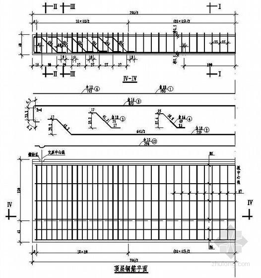 2×8m空心板桥边板配筋节点详图设计