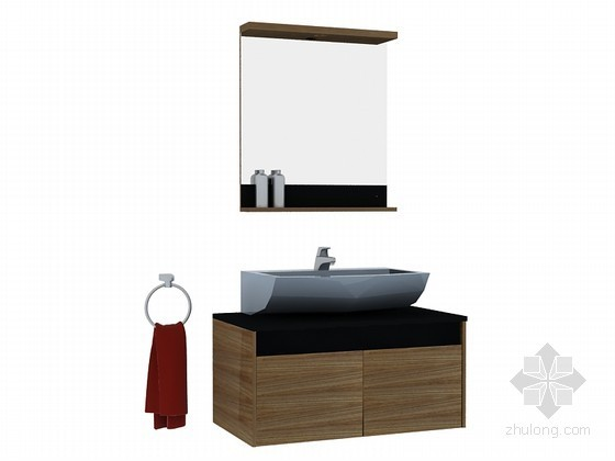 卫浴洁具3D模型下载