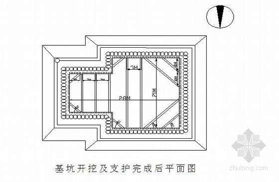 [天津]雨水泵站深基坑开挖支护施工方案