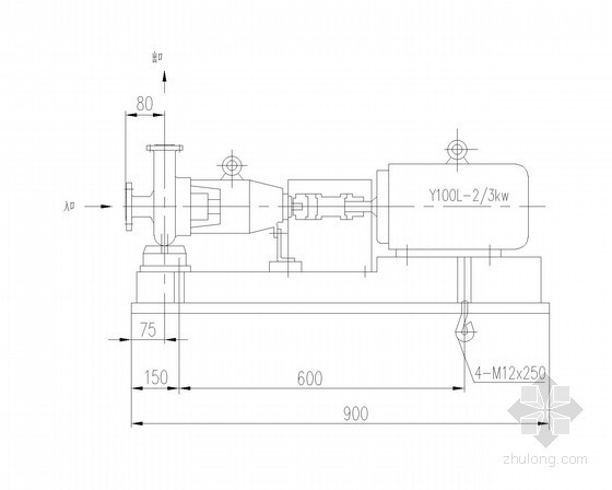 EDI化学清洗水泵