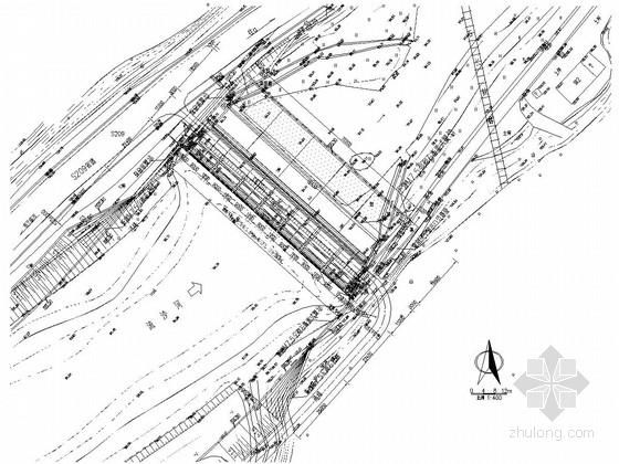 [湖南]水闸除险加固工程施工图