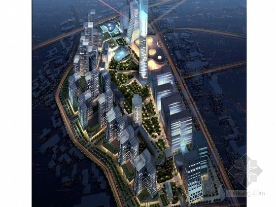 [贵州]绿色生态可持续性城市规划设计方案文本(国际知名设计院)