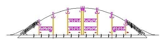 [北京]铁路桥工程钢管拱施工方案