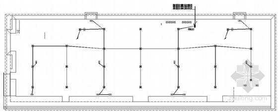 [重庆]某商业楼电气竣工图