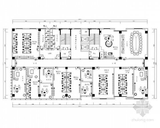 某供电公司生产营业楼给排水施工图纸