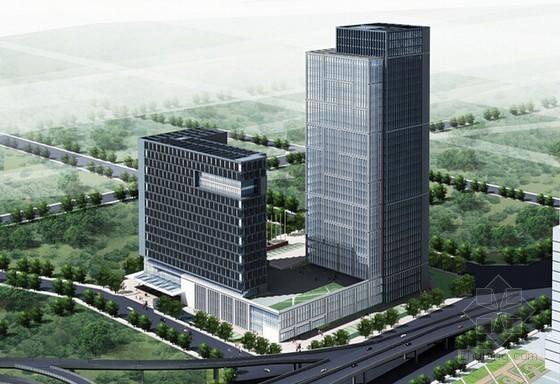 [重庆]2015年办公楼(地下室)装修工程预算书(附图纸广联达应用软件)