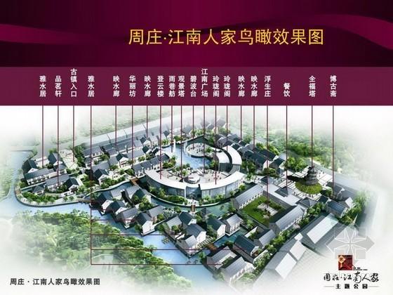 [江阴]旅游项目规划方案