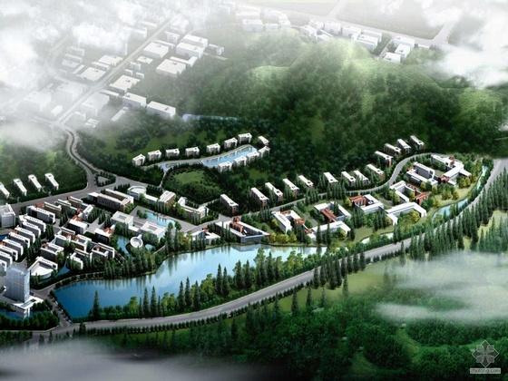 [广州市]某软件园高唐新建区控制性详细规划文本