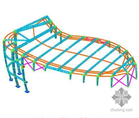 某工程钢结构加固制造施工方案(箱型构件)