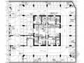 [广东]200米超高层办公楼消防专项施工图(七氟丙烷气体灭火)