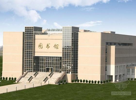 [广州]图书馆建安工程造价指标分析