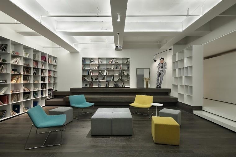 郑州励时设计办公空间