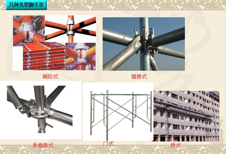扣件式钢管脚手架安全技术及专项整治_2