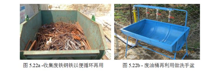 收集废铁循环利用