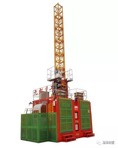 VAUMM设计城市电梯资料下载-施工升降机(施工电梯)的分类