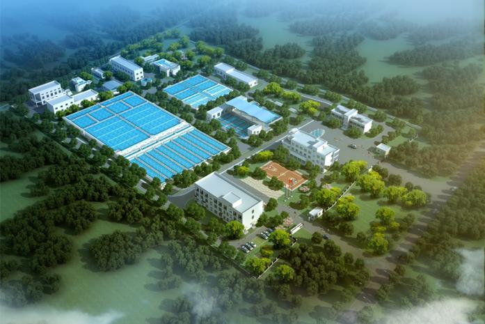 陕西污水处理厂项目[电气系统图]