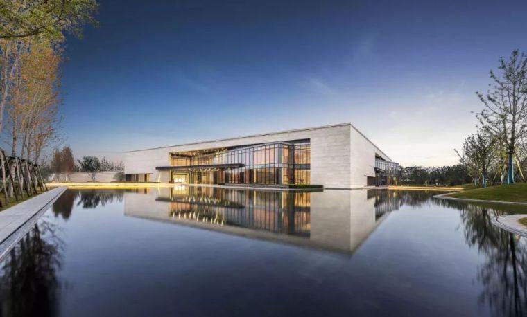 案例|融创华北示范区项目景观设计_25