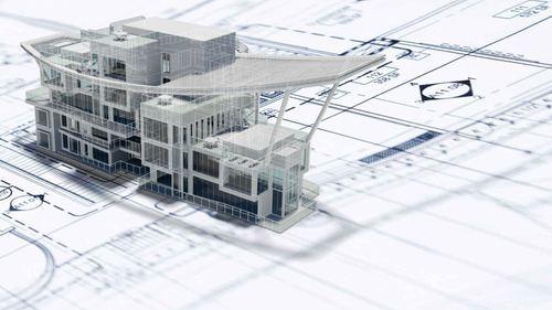 BIM电气设计案例