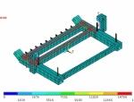双塔双索面斜拉桥牵索挂篮设计方案(含图纸,PDF,41页)