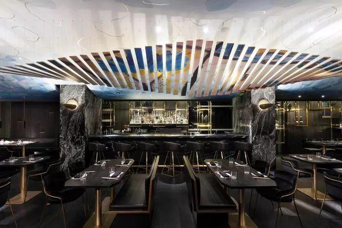 别找了,2018年最好看的餐饮空间设计都在这里了_52