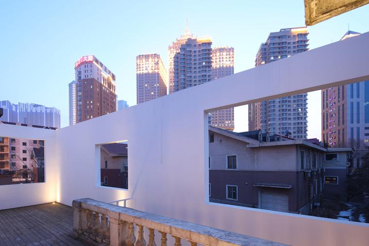 沈阳河畔花园的商业建筑-8