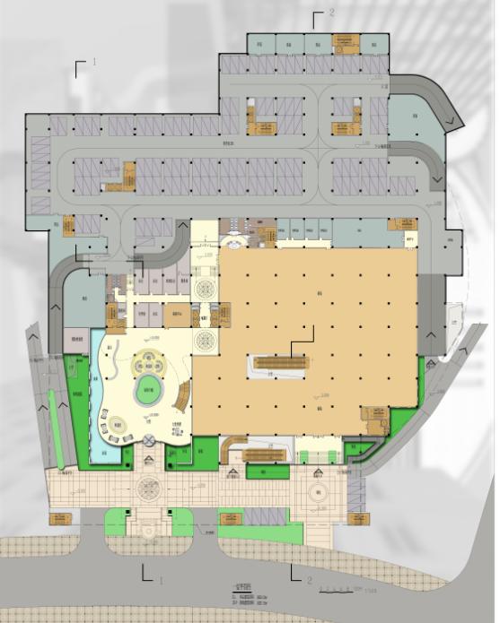 [铜仁]高层现代风格宾馆投标方案(已中标)_9