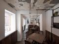 [上海]食社TheCommuneSocial餐厅设计方案文本