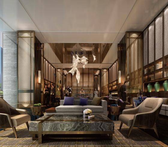 [CCD&CompanyProfile]南昌绿地会展中心酒店艺术品概念方案