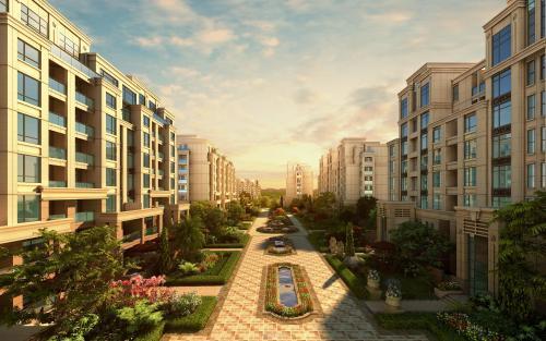 房地产住宅批量精装修项目全程精细化管理(276页)