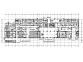 [江蘇]某集團20層大型辦公樓室內裝修全套施工圖(附效果圖)