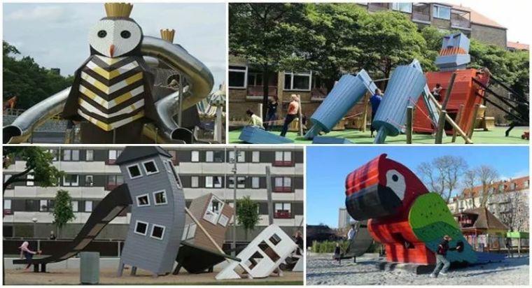 创意设计|儿童乐园景观设计怎么做_5
