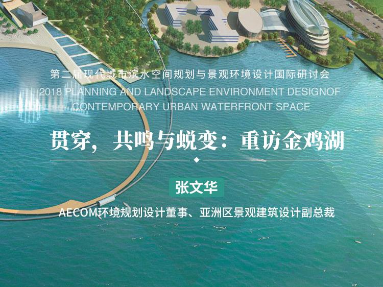张文华《贯穿,共鸣与蜕变:重访金鸡湖》