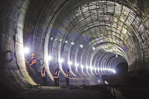 铁路隧道施工技术管理制度(PPT)