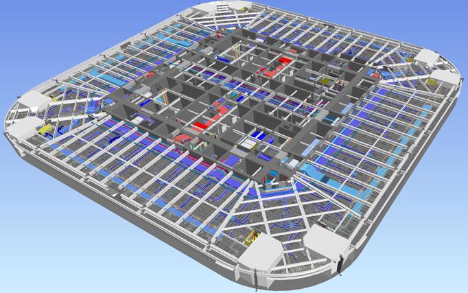 BIM技术在机电工程项目中的应用交流